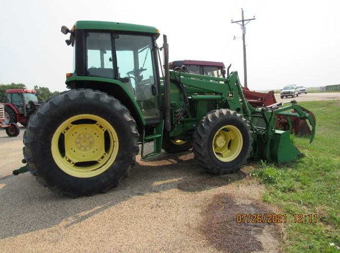 1998 John Deere 6410 MFD Tractor For Sale