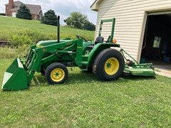 Tractor - Compact Utility For Sale 1994 John Deere 870 , 28 HP