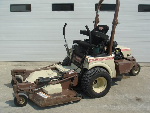 2016 Grasshopper 727T Commercial Front Mowers For Sale