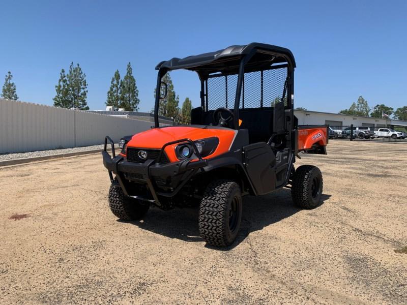 2021 Kubota XG850 Sidekick Utility Vehicle For Sale