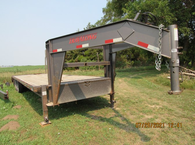 2013 Travelong 102X31 Misc. Trailers For Sale