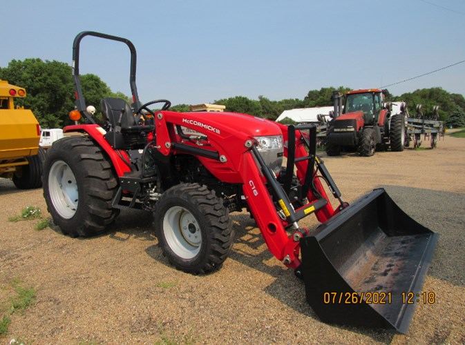 2021 McCormick X 1.35 MFD Tractor For Sale