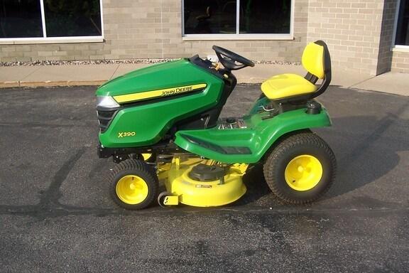 2020 John Deere X390 Riding Mower For Sale