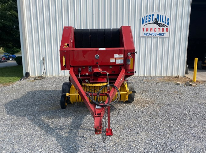 2012 New Holland BR7050 Baler-Round For Sale