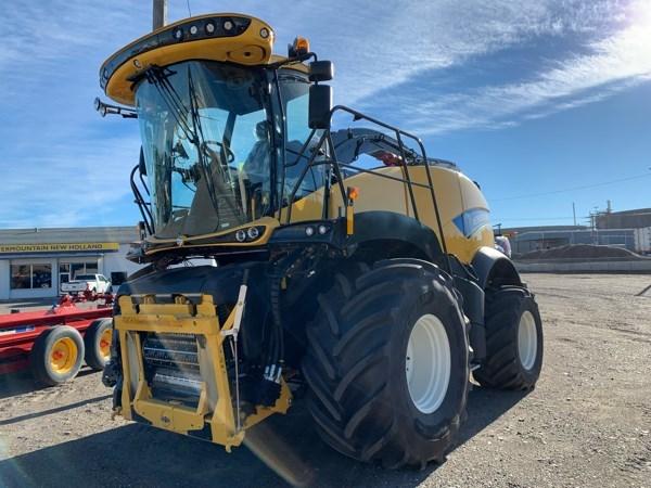 2021 New Holland FR920 ST5 Forage Harvester-Self Propelled For Sale