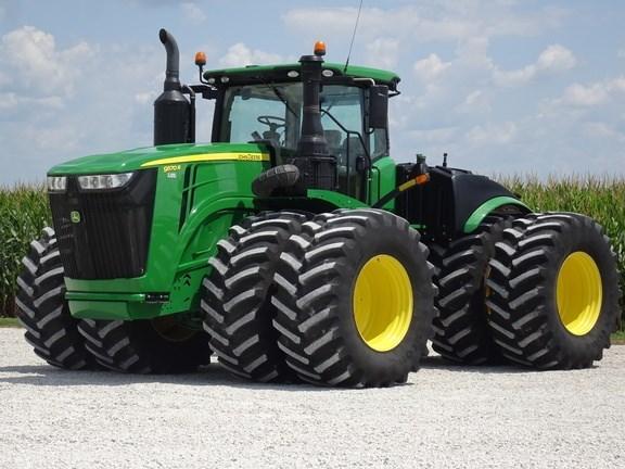 2018 John Deere 9570R Tractor - 4WD For Sale