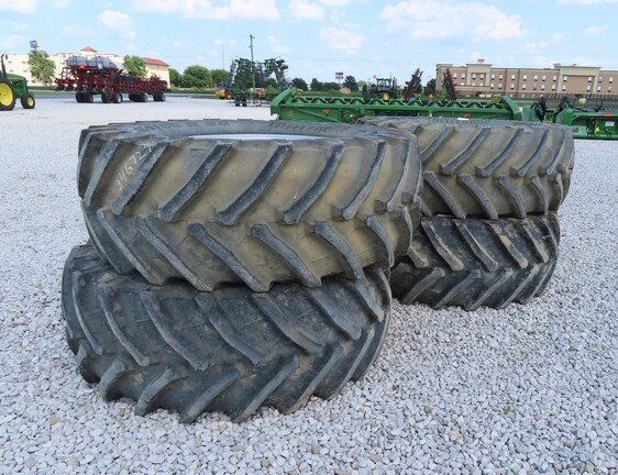 2018 Trelleborg 650/65R38 Wheels and Tires For Sale
