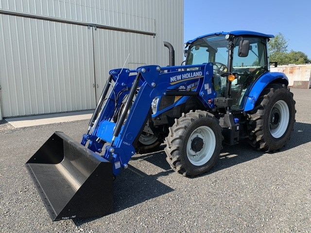 2021 New Holland POWERSTAR 120 Tractor For Sale