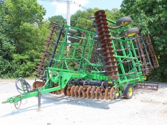 1999 John Deere 726 Mulch Finisher For Sale