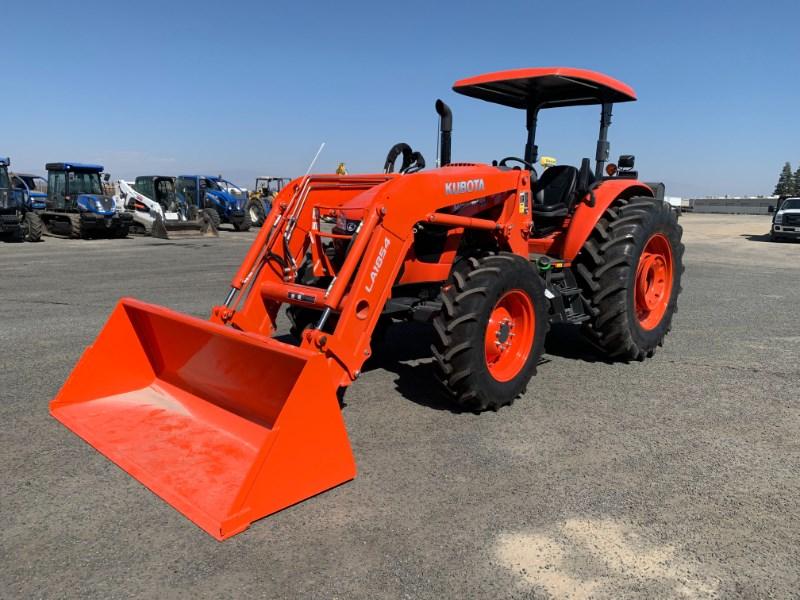 2021 Kubota M5-111 Tractor For Sale