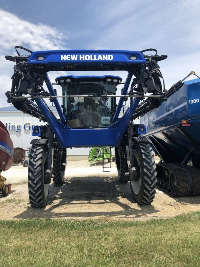 2021 New Holland SP.310F Image 2