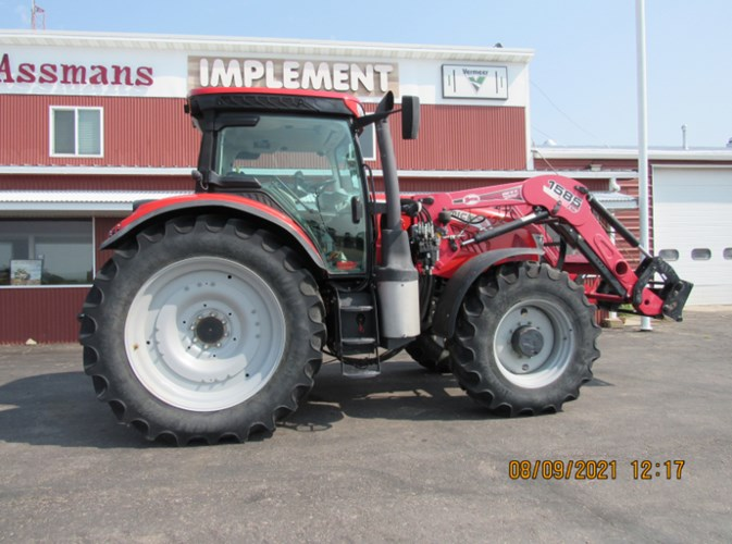 2016 McCormick X7.680 MFD Tractor For Sale