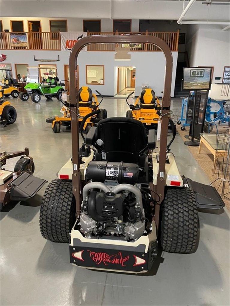 """2021 Grasshopper MidMount™ 300G Series 52"""" 329G4 EFI Image 6"""