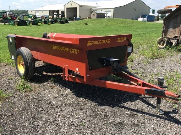 2012 Pequea 80P Manure Spreader-Dry/Pull Type For Sale
