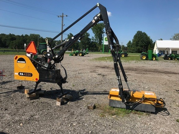 2012 McConnel PA 4330 Boom Mower For Sale