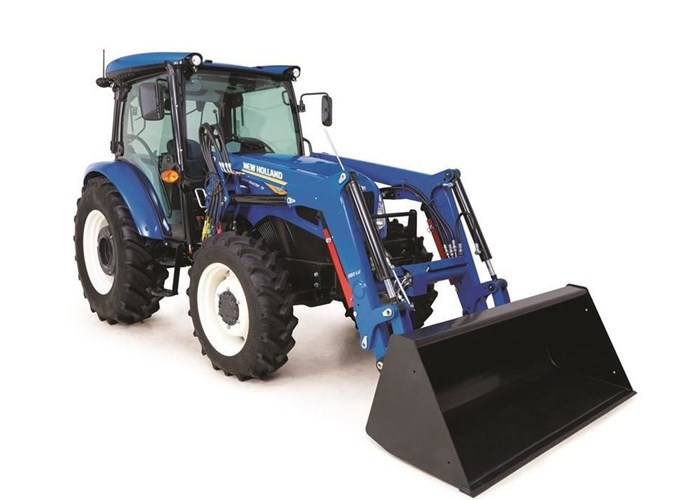 2021 New Holland Workmaster 75 Tractor For Sale