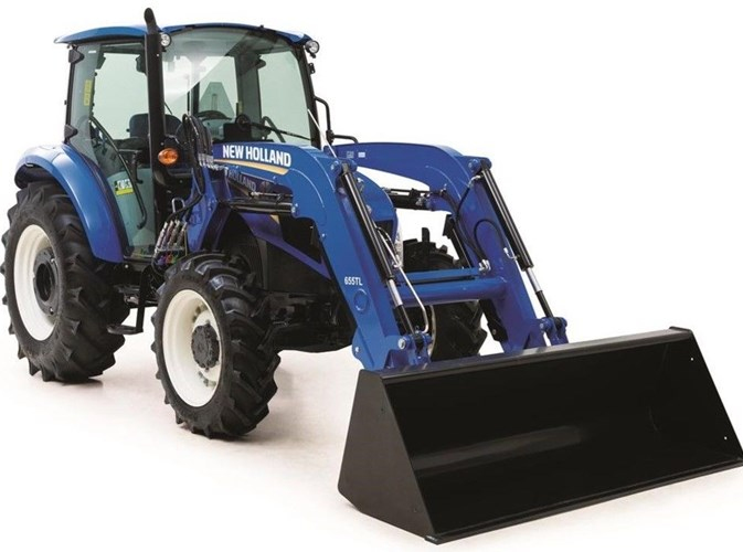 2021 New Holland Powerstar 75 Tractor For Sale