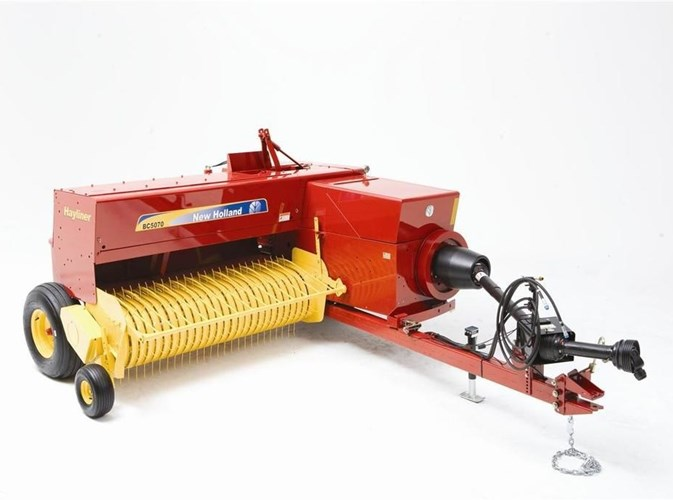 2022 New Holland BC5070 Baler-Square For Sale