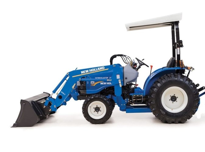 2021 New Holland Workmaster 25 Tractor - Compact Utility For Sale