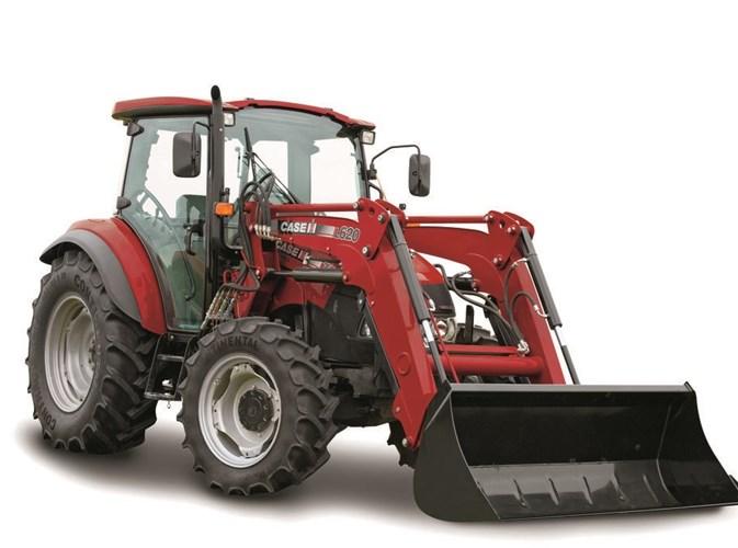 2022 Case IH Farmall 75C Tractor For Sale