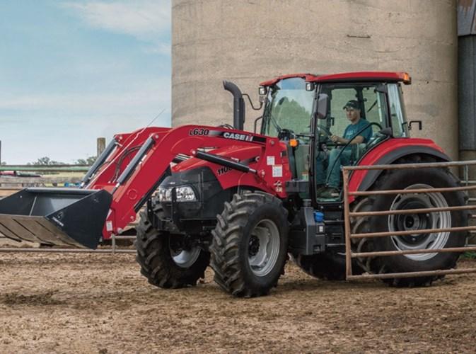 2021 Case IH Farmall 110C Tractor For Sale