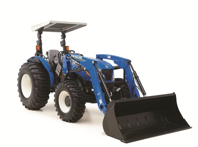 2021 New Holland Workmaster 70 Tractor For Sale