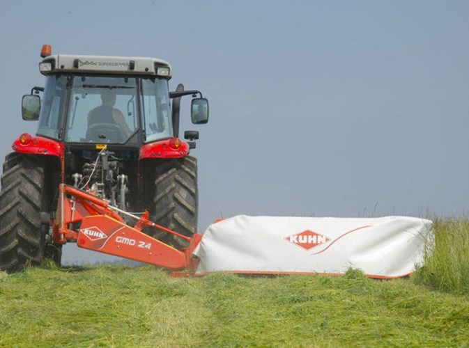 2021 Kuhn GMD 24 Disc Mower For Sale