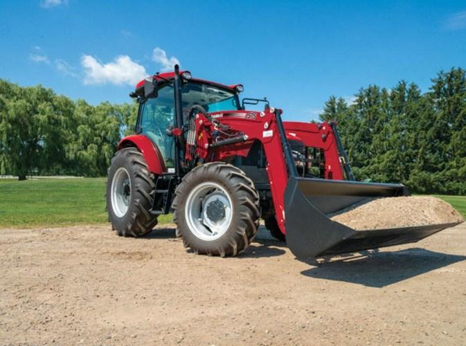 2021 Case IH Farmall 105A Tractor For Sale