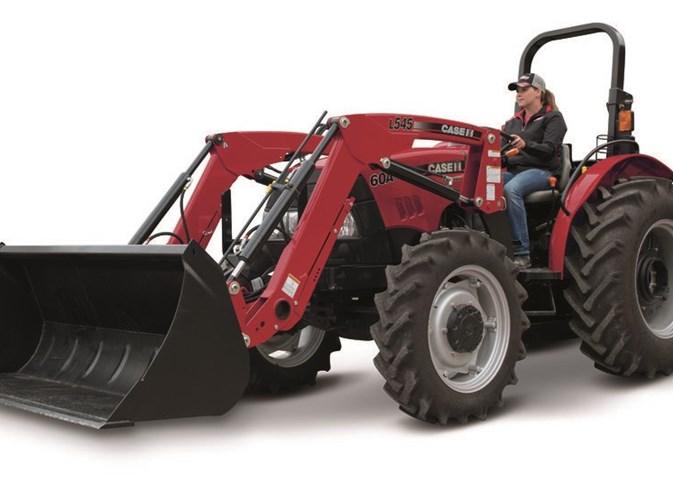 2021 Case IH Farmall 60A Tractor For Sale