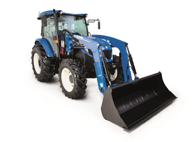 2021 New Holland Workmaster 95 Tractor For Sale
