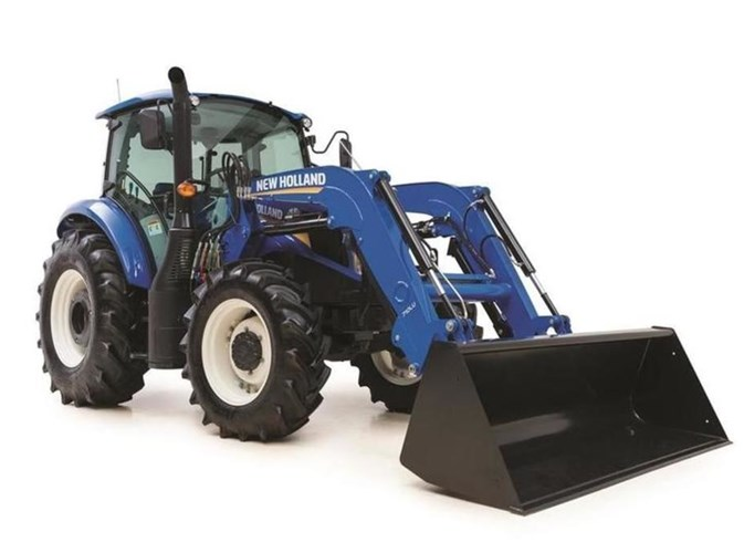 2021 New Holland Powerstar 100 Standard Tractor For Sale