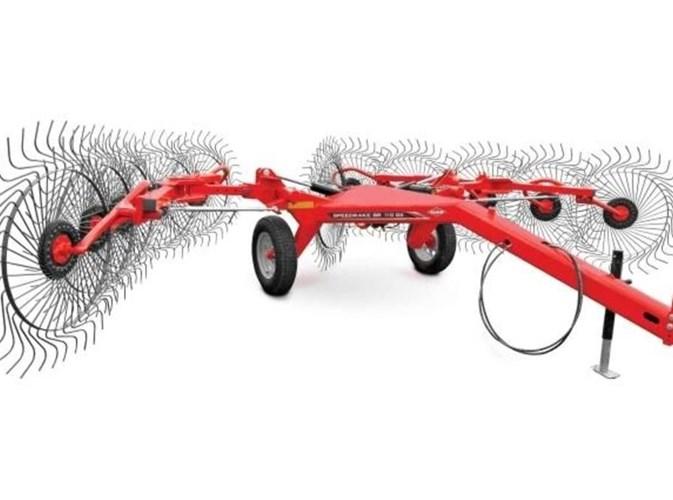 2021 Kuhn SR108 GII Tedder Rake For Sale