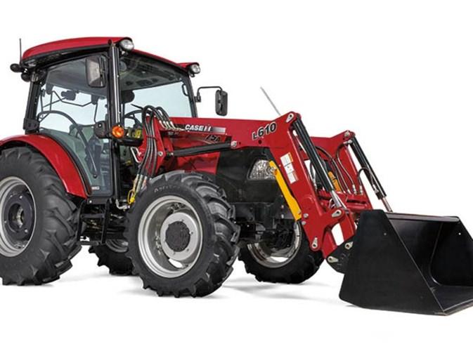 2021 Case IH Farmall 75A Tractor For Sale