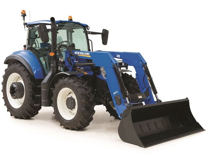 2022 New Holland T5.120 Electro-Command Tractor For Sale