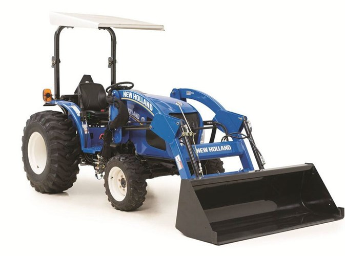 2021 New Holland Workmaster 35 Tractor - Compact Utility For Sale