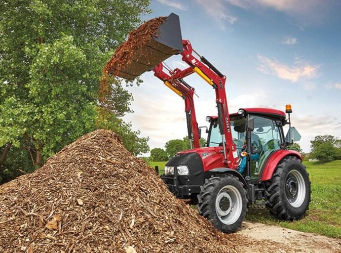 2021 Case IH Farmall 65A Tractor For Sale