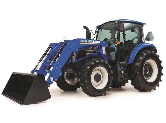 2021 New Holland Powerstar 110 Standard Tractor For Sale