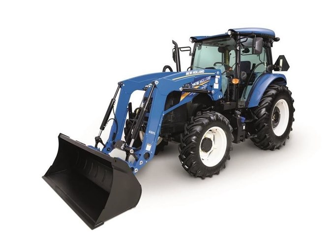 2022 New Holland Workmaster 120 Tractor For Sale