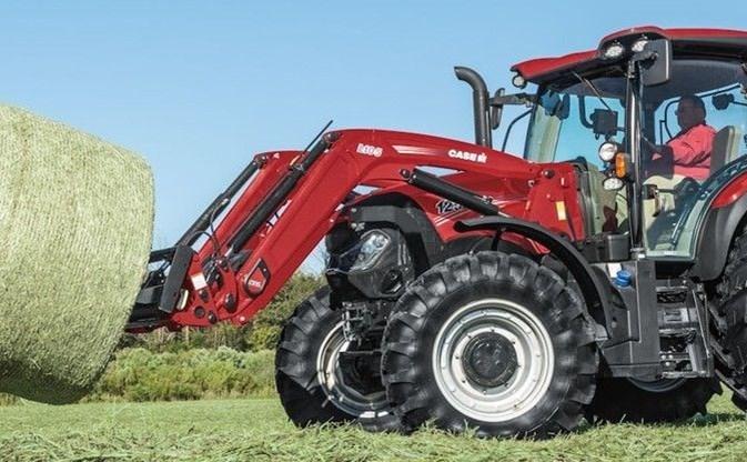 2021 Case IH Maxxum 125 Tractor For Sale