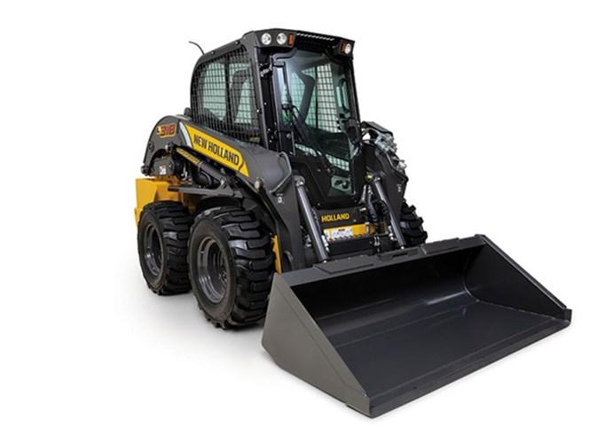 2021 New Holland L318 Skid Steer For Sale