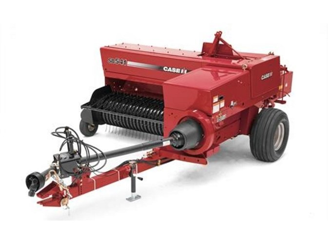 2021 Case IH Small Square Balers SB541 Baler-Square For Sale