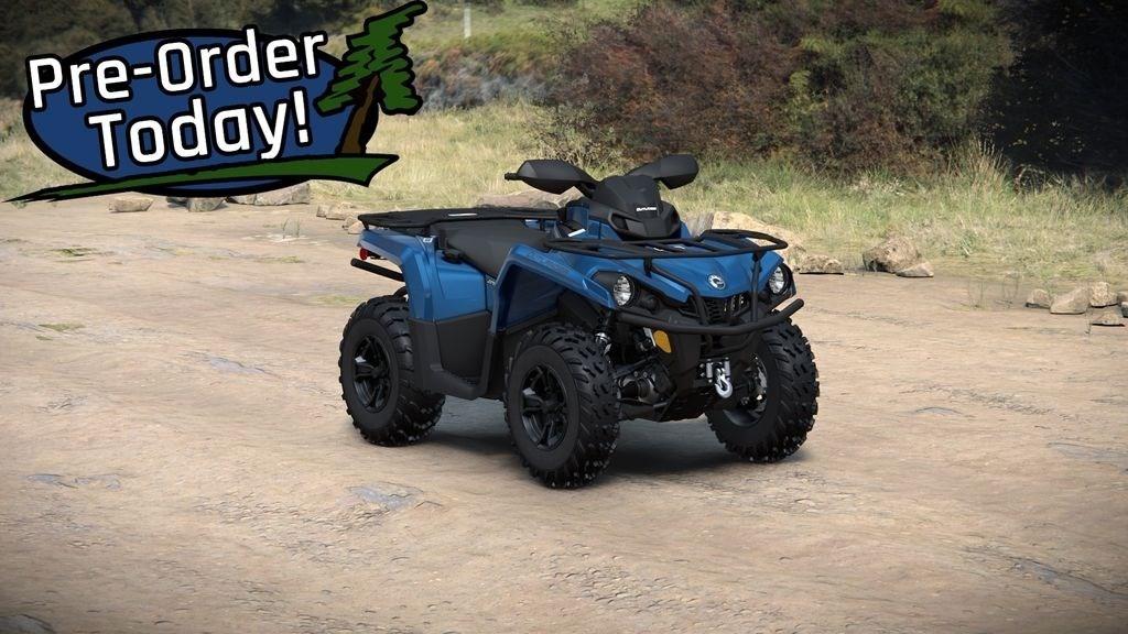 2022 Other Outlander XT 570 Image 1