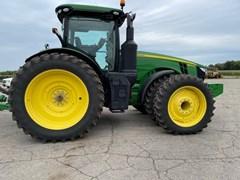 Tractor - Row Crop For Sale 2017 John Deere 8370R , 370 HP