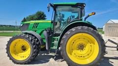 Tractor - Row Crop For Sale 2012 John Deere 6190R , 190 HP