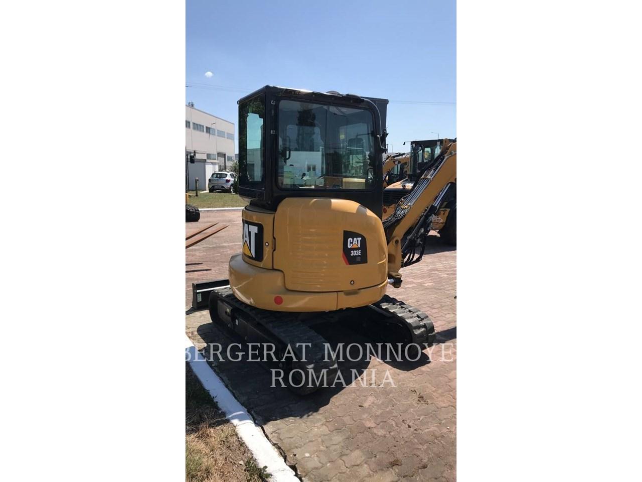 2017 Caterpillar 303ECR Image 3
