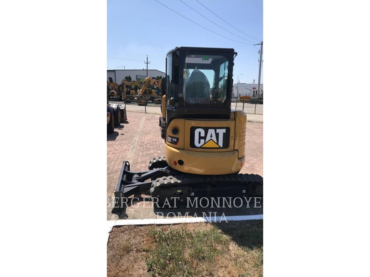 2017 Caterpillar 303ECR Image 4