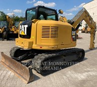 2017 Caterpillar 308E2CRSB Thumbnail 3