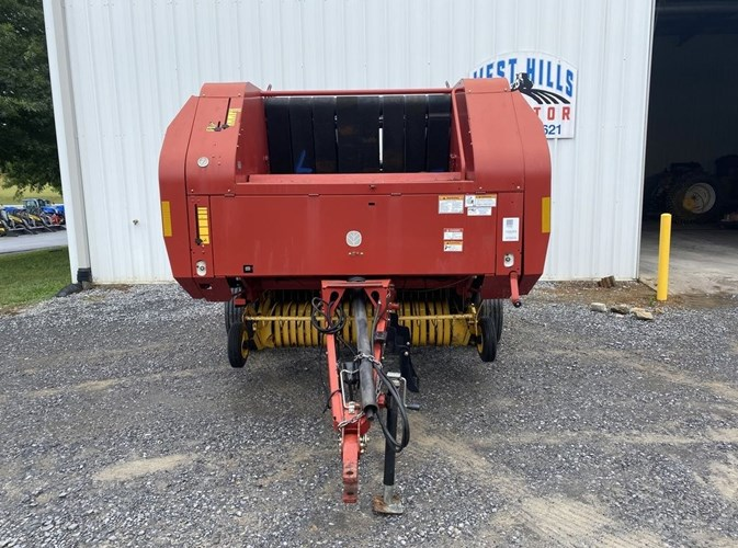 2005 New Holland BR770 Baler-Round For Sale