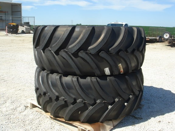 2020 Goodyear LSW680/55R42 Wheels and Tires For Sale