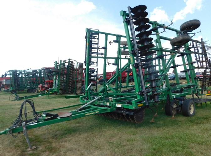 Great Plains 8328 Mulch Finisher For Sale